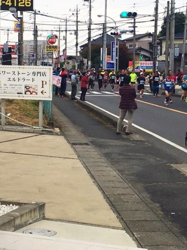 10月30日水戸黄門漫遊マラソン